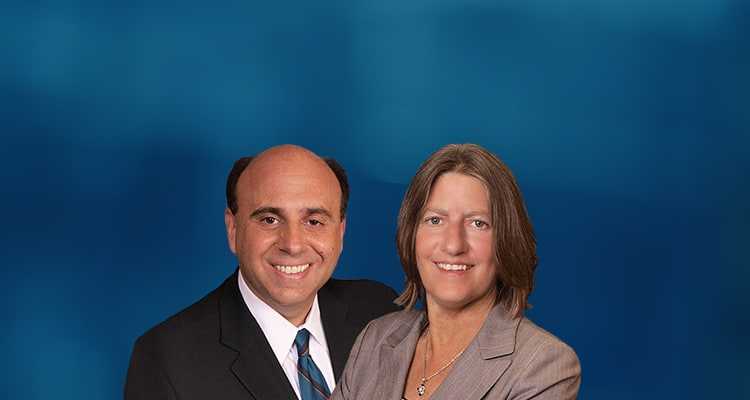Picture of Attorneys Pamela Lunn Brause and Peter Ventrice